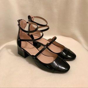 ✨LIKE NEW!  EUC Zara Patent Leather Shoes